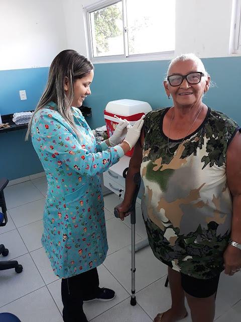 Campanha de Vacinação em Delmiro Gouveia imuniza mais de 5 mil pessoas
