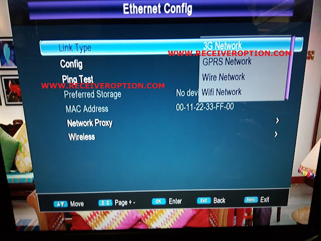 PROTOCOL SIM TYPE HD RECEIVER POWERVU KEY NEW SOFTWARE