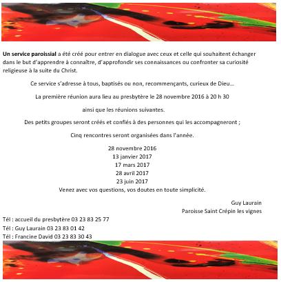Rencontre k13 st crepin 2016