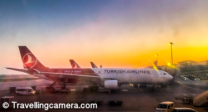 During my first visit to Europe, I was traveling to Warsaw from Delhi and took Aeroflot Airlines. While coming back, I chose Turkish Airlines. Turkish Airline takes a hop in Istanbul. This post shares about my personal experience of Turkish airlines and review about different aspects we check while choosing a flight for international travel.