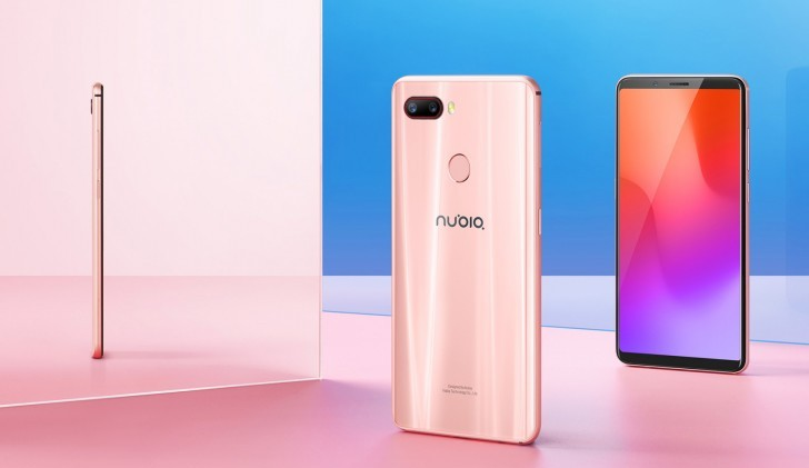 ZTE Launched Nubia Z18 Mini with High-end Specifications