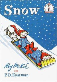 Childrens books about snow