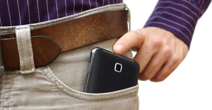 Bad News For People Who Put Their Mobile Phone In Their Pocket