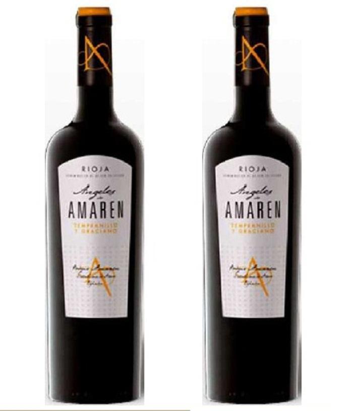Rượu vang Angels Del Amaren