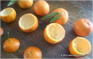 Crema ai mandarini