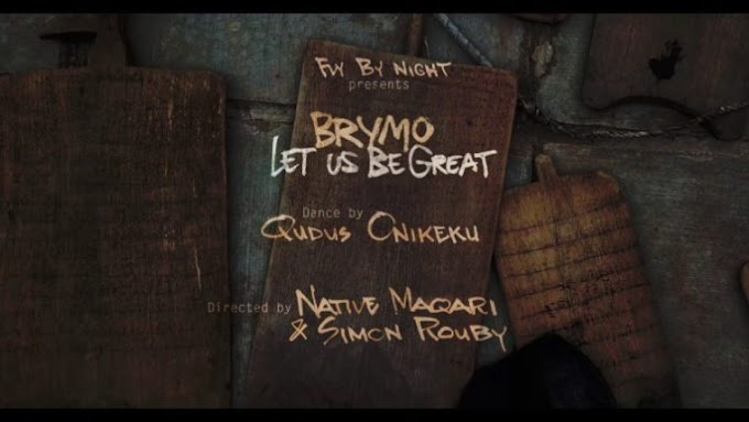 DOWNLOAD MP3 + MP4 : Brymo - Let Us Be Great