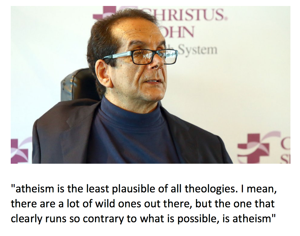 """Cold Fusion Guy: Charles Krauthammer - """"This is the final"""