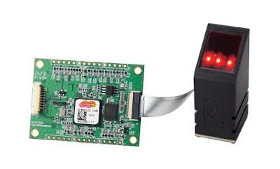 Módulos biometricos de huella dactilar SFM-6000 de Suprema