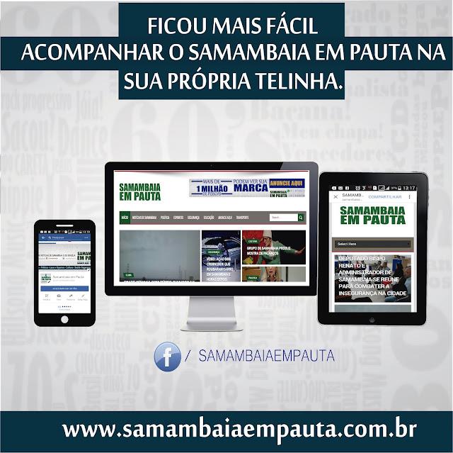 Resultado de imagem para SAMAMBAIA EM PAUTA