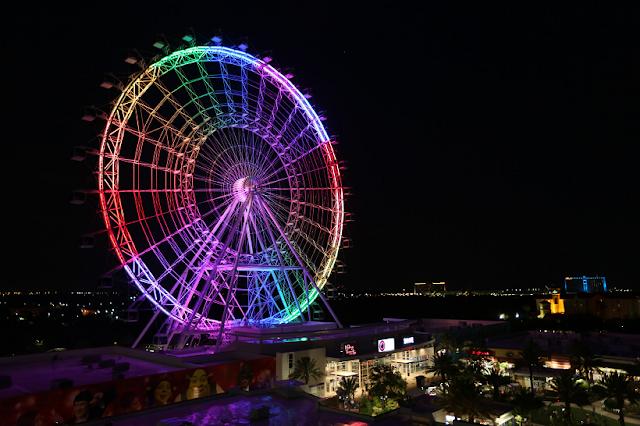 Roda Gigante Coca Cola Orlando Eye