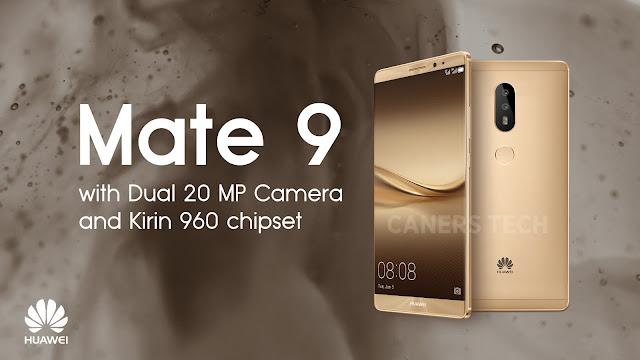 Spesifikasi Dan Harga Terbaru Huawei Mate 9 Lengkap 2017