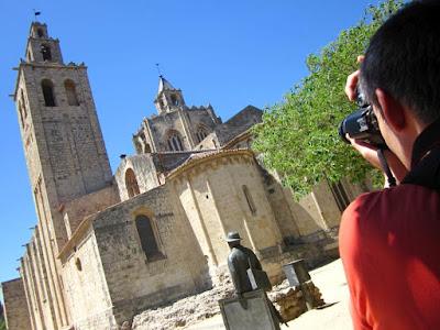 Monasterio de Sant Cugat en Barcelona