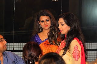Richi Solaiman Birthday Photos With Sadia Jahan Prova