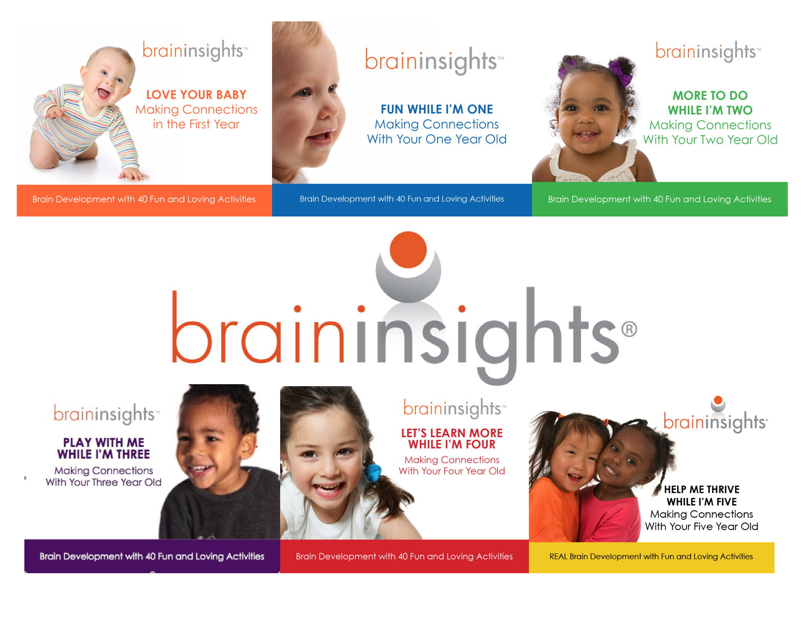 Making Brain Development fun and easy - Even during your busy life!  wwwbraininsightsonline.com