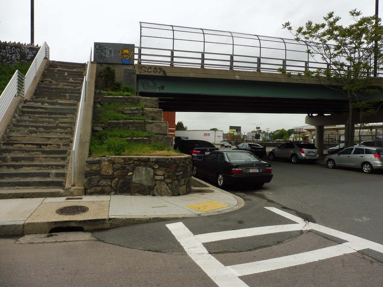 Miles street car park