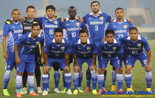 Persib vs New Radiant