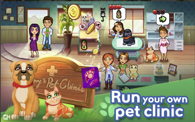 Dr. Cares Amy's Pet Clinic Mod Apk v1.2 Unlocked Terbaru
