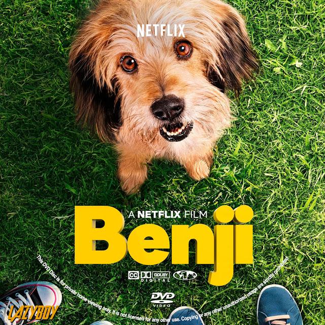 Benji DVD Label