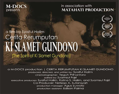 The Spirit of Ki Slamet Gundono (2016)