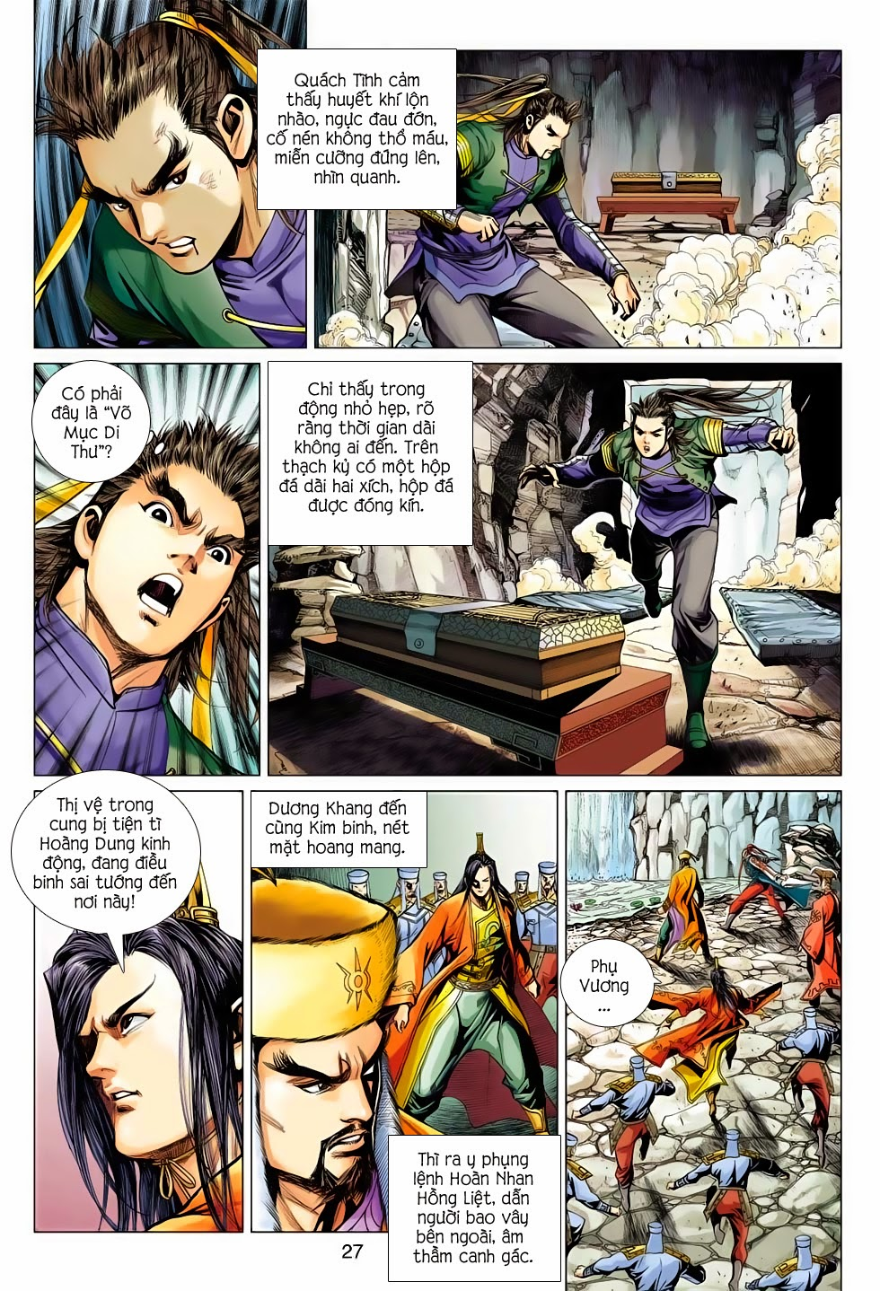 Anh Hùng Xạ Điêu Xạ Điêu Anh Hùng Truyện 056 - Truyenmoi.xyz