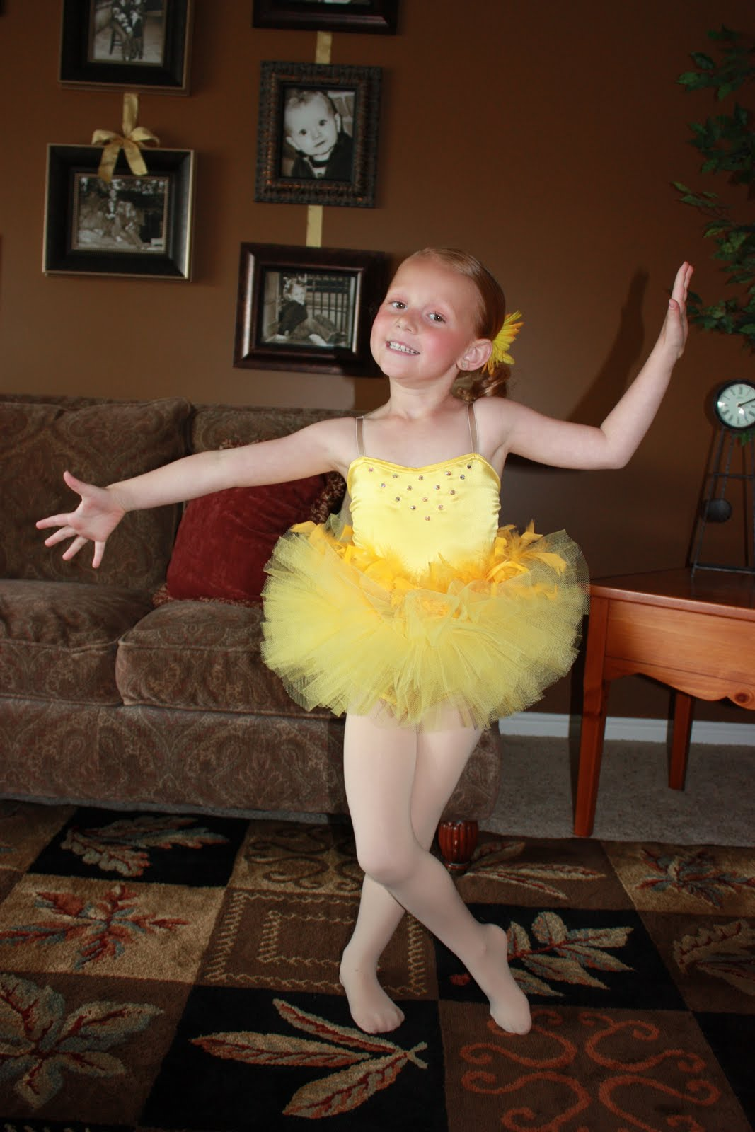 The Mitchell Family Year End Dance Recital