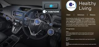 Interior Honda CRV