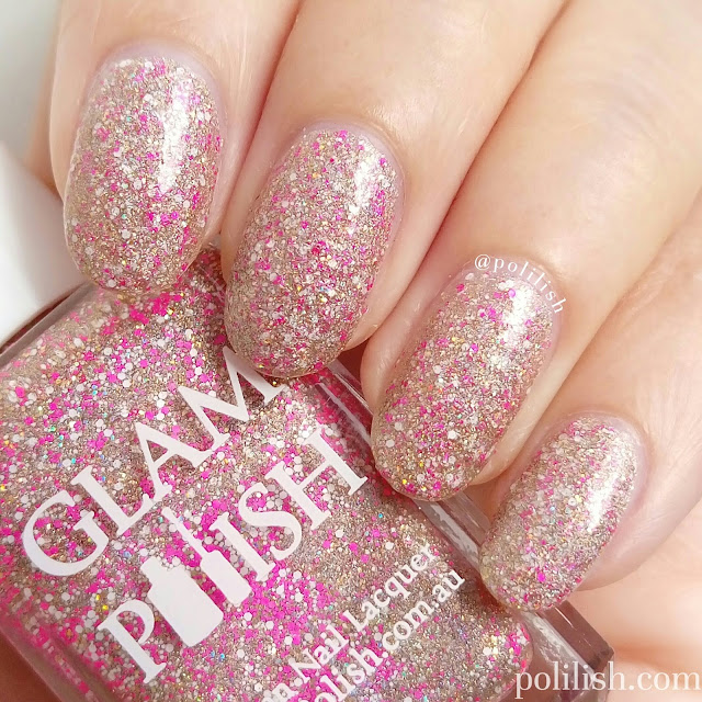 Glam Polish 'Lanikai Dreaming' swatch | polilish