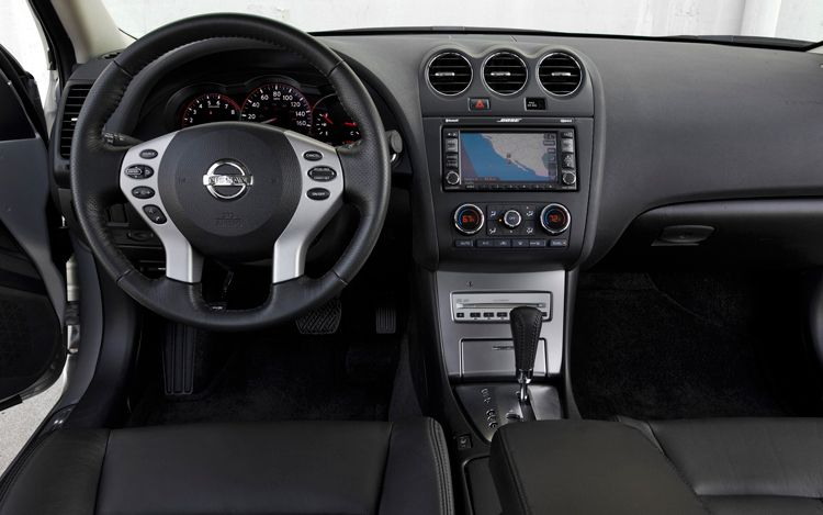Fourth Generation Nissan Altima 2012 Review and Wallpapers ...