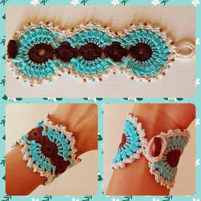 Patrones De Bisuteria A Crochet Aretes Collares Pulseras