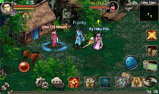 Game mobile Thiên địa Quyết