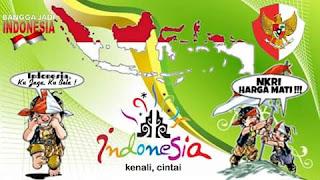 Asal Usul Nuswantara Jadi Indonesia