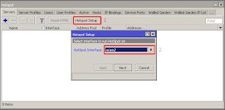 Cara Membuat Hotspot di MikroTik: Konfigurasi Dasar