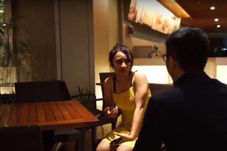 tahukah kamu siapa cewek berbaju kuning di video will you marry me