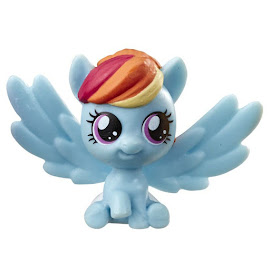 MLP My Baby Mane 6 Rainbow Dash Blind Bag Pony