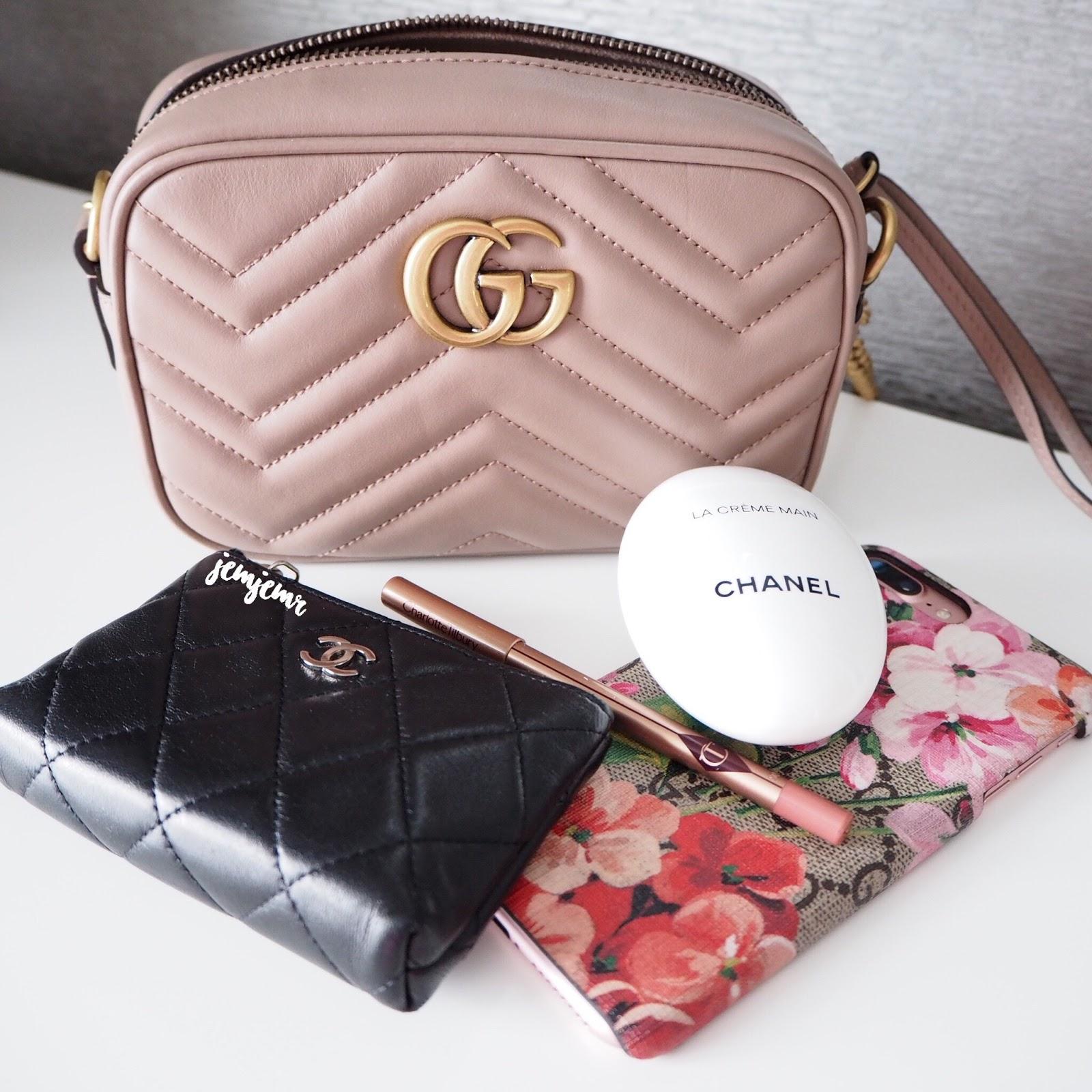 d4d3dde176b Gucci Mini Marmont Matelasse Bag