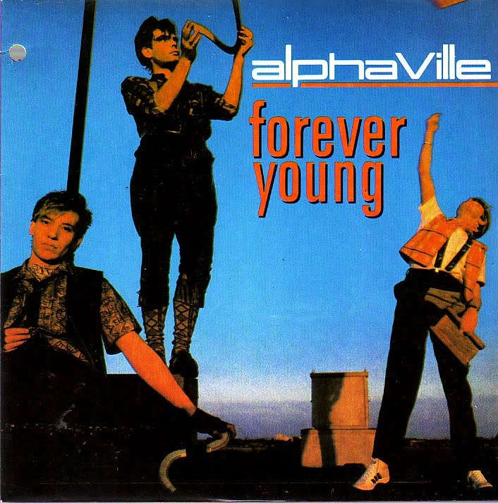 Gudange Lirik Lagu: Alphaville --> Forever Young