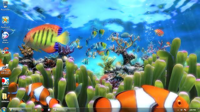 Gambar Wallpaper 3 Dimensi Bergerak Terlengkap: DOWNLOAD GRATIS Wallpaper Bergerak (Animasi) 3 Dimensi