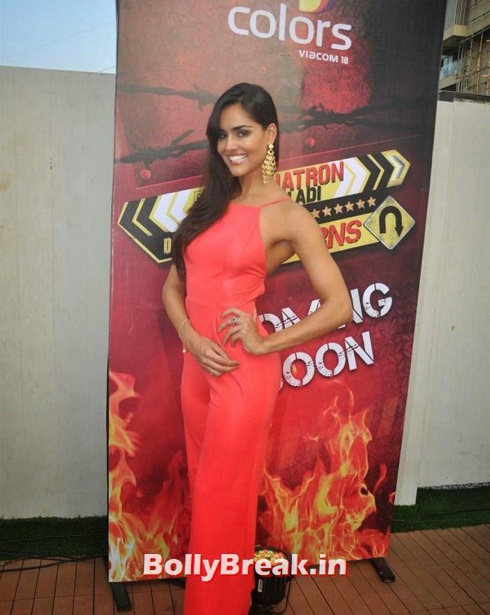 Nathalia Kaur, 'Khatron Ke Khiladi' 6 Contestants Hot Pics