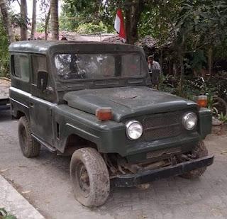 Bahan MurMer Nissan Patrol Short 1964 Full Paper