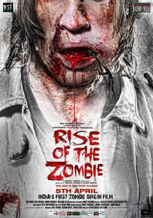 Rise Of The Zombie 2013 HDRip 600MB Hindi 720p Watch Online Full movie Download bolly4u