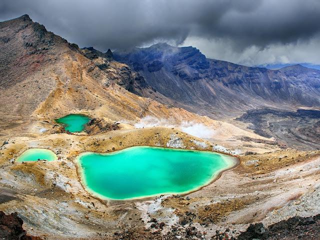 Monte Tongariro