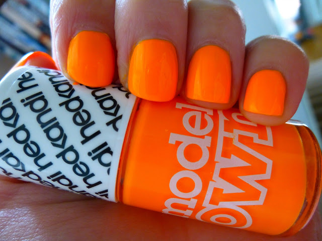 Models Own Nail Polish Swatch in Beach Party