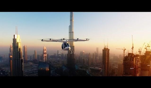 Taksi Terbang Ini Akan Segera Hadir Di Masa Depan