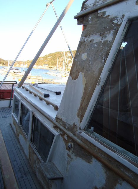 Grand Banks 36 starboard