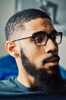 Black Men Full Beard Styles