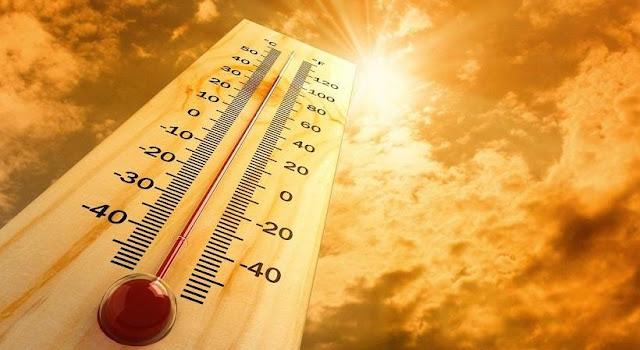 Με πολύ ζεστή όλη η ερχόμενη εβδομάδα - Έρχονται πάλι 40άρια από Δευτέρα