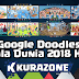 Google Doodles - Piala Dunia 2018 H-13