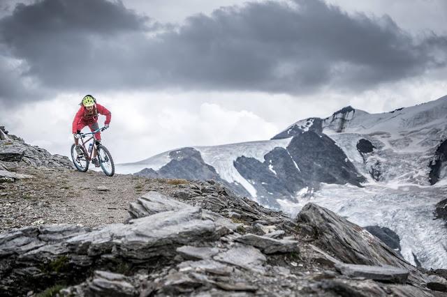MTB Bormio - 3x über 3000 m.ü.A. an einem Tag und das auf dem Mountainbike: Bormio 3000 - Casati Hütte - Zebrú Pass