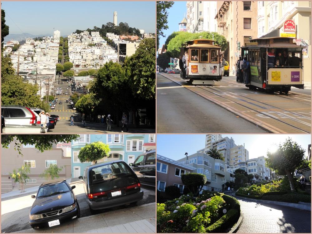 San Francisco Scena podłączenia