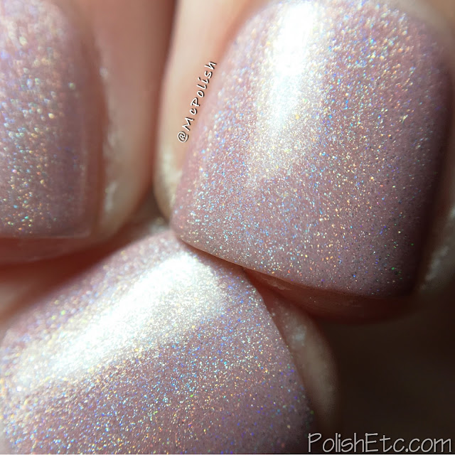 KBShimmer - Summer 2016 Collection - McPolish - That's Nude to Me